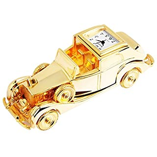 Miniaturuhr - Auto - Größe 8,8 cm