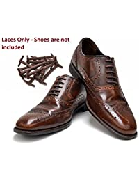 Koollaces No Tie Elastic Slip on Silicone Shoelaces Hook Type Shoe Lace for Formal Shoes Office Shoes Leather Shoes Party Shoes Reception Shoes Autistic Kid Shoes Special Kids Differently Abled Kids Children School Shoes Kids Shoes Childrens Shoes Girls Shoes Girl Shoes - ORIGINAL