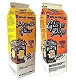 Gold Medal Glasur Pop Popcorn Gewürz Set von 2Geschmacksrichtungen caramel und Sweet Corn von Küche Professionelle...
