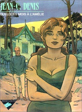 Quelques mois à l'Amélie - Prix du meilleur dialogue, Angoulême 2003