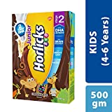 Horlicks Junior Stage 2 (4-6 years) Health & Nutrition drink - 500 g Refill pack (chocolate flavor)