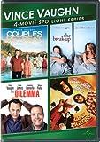 Vince Vaughn 4-Movie Spotlight Series [Import USA Zone 1]