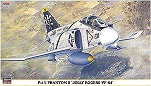 Hasegawa 000367 1/72 F-4A Phantom II - Maqueta de avión Jolly Rogers VF-84