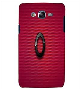 PrintDhaba GRANDbet O D-1807 Back Case Cover for SAMSUNG GALAXY J5 (Multi-Coloured)