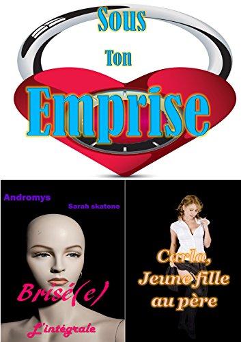 Couverture du livre 3 romans érotiques d'Andromys: Purple romance, Dark romance, Comédie érotique