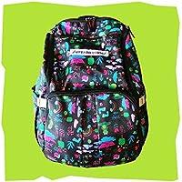 Superbottoms Superbackpack for Parents On The Go - Rimzim Print (Black)