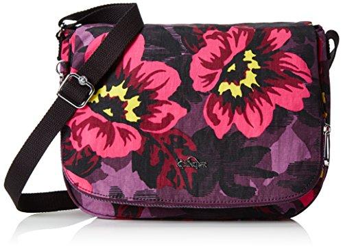 kipling-earthbeat-m-sacs-bandouliere-femme-multicolore-ref353-rose-bloom-30-eu