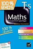Image de Maths Tle S Enseignement spécifique : Exercices résolus - Terminale S (100% Exos)