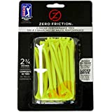 Zero Friction 3 Prong Performance Tees - 2 3/4inch.(40 Tees)