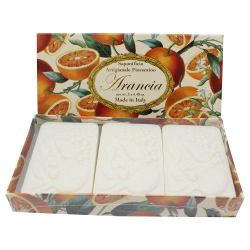 orangenseife-eckig-3-st-je-125g-handgemachte-italienische-seife-aus-fiorentino-mit-dekorativer-pragu