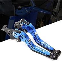 Palancas de freno y embrague pleglables y extensibles para motocicleta para Yamaha XMAX X-MAX