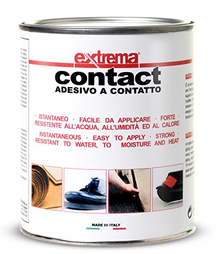 EXTREMA ext-pf-326Aufkleber A Kontakt, gelblich, 800ml, Set von 4Stück