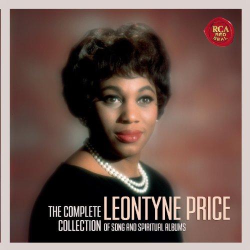 Leontyne Price-The Complete Album Collection-Lieder & Spirit [12 CD]