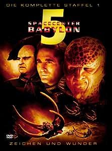Spacecenter Babylon 5 - Staffel 1 (Box Set, 6 DVDs)