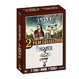 Piku/The Lunchbox 2 DVD Pack Boxed and Sealed (English Subtitles) by Deepika Padukone, Irrfan Khan, Jishu Sengupta, Nawazuddin Siddiqu : Amitabh Bachchan