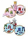 Playmobil 6528-9. Multi set Niño-Niña. Incluye 2 Figuras Playmobil...