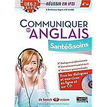 Communiquer en anglais : Santé & soins
