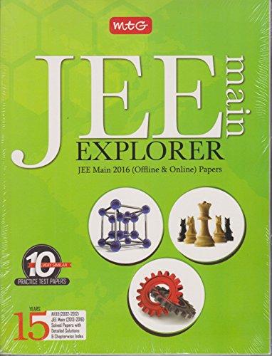 JEE Main Explorer