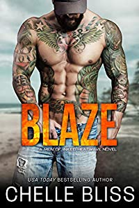 Blaze (Men of Inked: Heatwave Book 4) (English Edition)