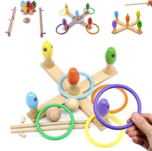 StillCool-Bowling-Set-Holz-Pdagogische-Vorschul-frhe-Entwicklung-Holz-Spielzeug-Geburtstagsgeschenk-Holzspielzeug-Angeln-und-Kegeln-3-in-1-Spiel–Ring-Toss-Bowling-Spiel-Angeln-Spiel StillCool Pädagogische Vorschul frühe Entwicklung Holz Spielzeug Geburtstagsgeschenk Holzspielzeug, Angeln und Kegeln 3 in 1 Spiel – Ring Toss, Bowling Spiel, Angeln Spiel -