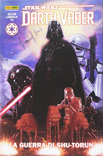 La guerra di Shutorun. Darth Vader. Star Wars: 3