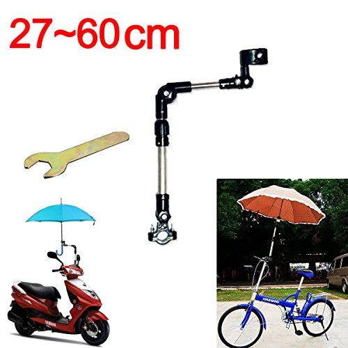 Soporte De Conector Multi-ángulo Para Paraguas Sostenedor Para Paraguas De Bicicleta Para Bicicleta...