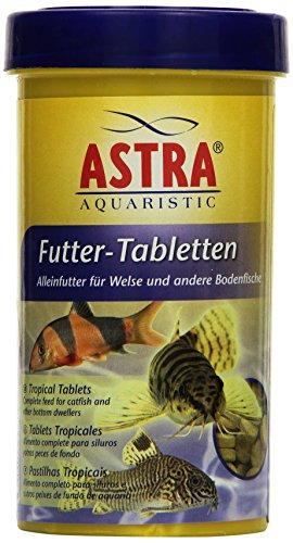 Astra Fischfutter Tabletten, 675 Stück, 160 Gramm