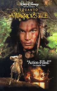 squanto a warrior 39 s tale vhs dvd blu ray. Black Bedroom Furniture Sets. Home Design Ideas