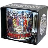 BEATLES SGT PEPPER MUG BOXED