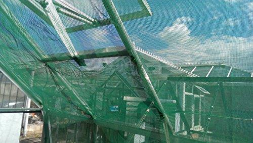 Gewächshausbeschattung Kit – 20 'x 6' Echte Elite Gewächshäuser Shading -Material mit 50 Super Alliplugs