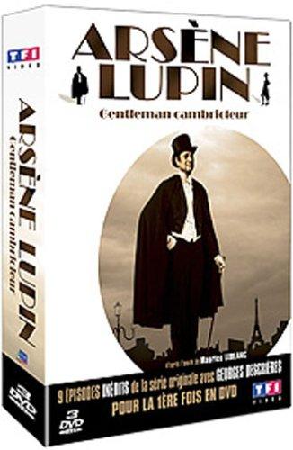 Bild von Arsène Lupin, gentleman cambrioleur - Vol.1 - Coffret 3 DVD [FR Import]