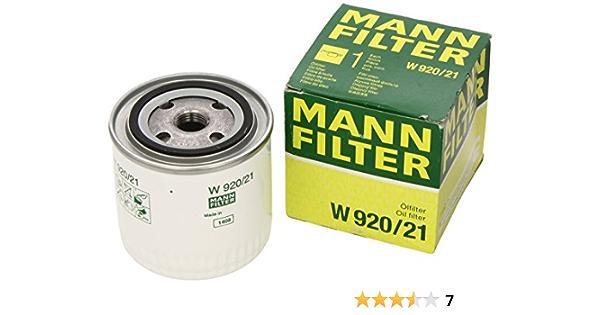 Mann Filter W92021 Hydraulic Filter Auto