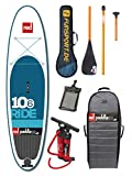 "Red Paddle Ride 10'6"" iSUP Set 2016 Stand Up Paddle"