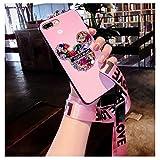 FENGT Coque Apple Mickey Head pour Iphone Xsmax LanièRe CréAtive en Silicone Manchon De Protection Contre Les Chutes Tout Compris XR,Pink,iphonexR