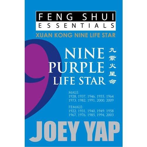 Feng Shui Essentials - 9 Purple Life Star by Joey Yap (2012-06-05) par Joey Yap