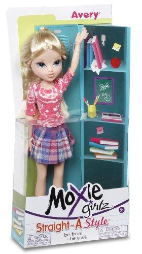 MGA Entertainment 516514M - Moxie Girlz Straight-A-Style Puppe Avery (Moxie Girlz Puppen)