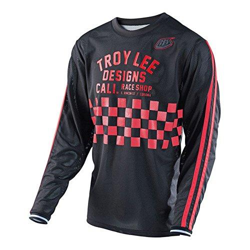 Troy Lee Designs Super Retro jersey black/red