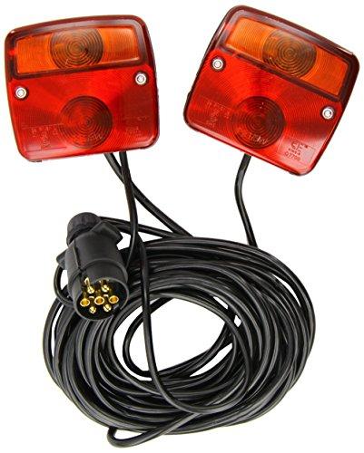 Streetwize SWTT22 Tableau magnétique avec câble de 5 m