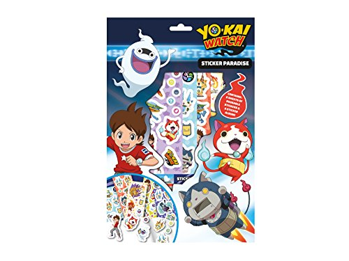 Disney Yo Kai Montre Sticker Paradis, YKSPA