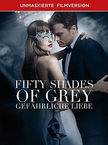 Fifty Shades Of Grey - Gefährliche Liebe - Unmaskierte Filmversion [dt./OV] - Extra Große Haar Rollen
