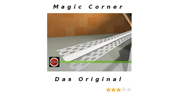 Bewegungsfugenprofil Magic Corner 1 lfm