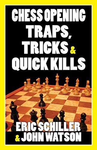 Chess Opening Traps, Tricks & Quick Kills