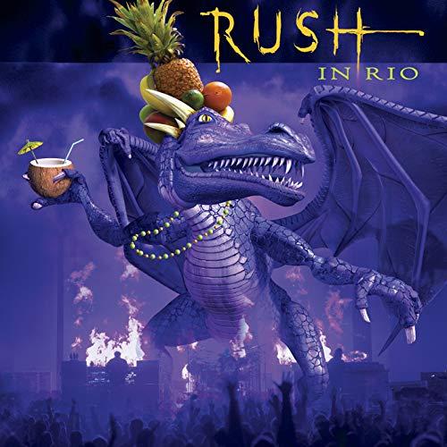 Rush In Rio [VINYL]