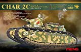 MENG-Model TS-009 - French Super Heavy Tank Char 2C
