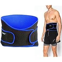 Atmungsaktive Rückenstützgürtel mit Stabilisierungsstäben, Bauch Rückengurt Rückenbandage, Lendenwirbel Untere... preisvergleich bei billige-tabletten.eu