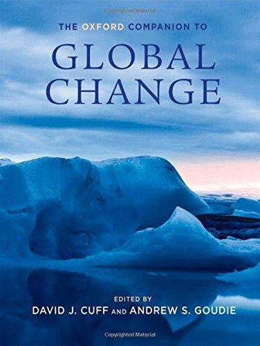 The Oxford Companion to Global Change (Oxford Companions)
