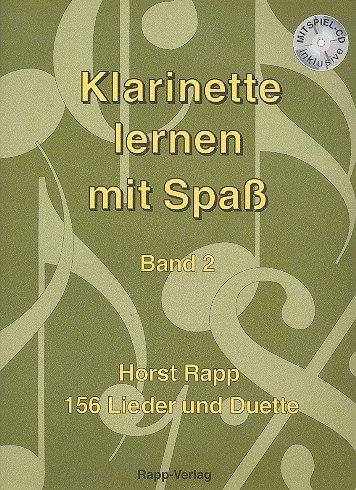 Rapp Verlag Klarinette lernen mit Spaß 2