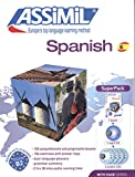 Spanish Super Pack (Livre + CD Audio + CD MP3) (With Ease)