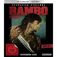 Rambo Trilogy / Uncut / 4K Ultra HD