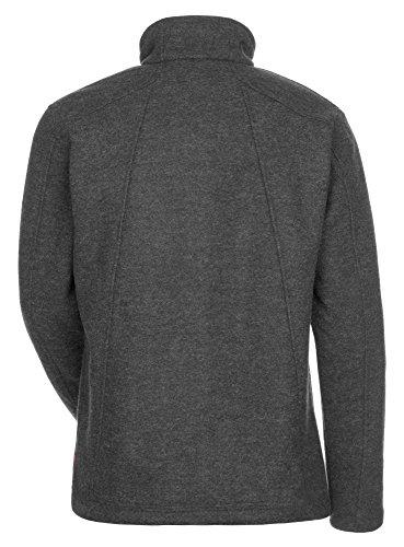 VAUDE Tinshan, giacca da uomo Grigio - charcoal